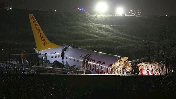 სტამბოლი თვითმფრინავის დაშლა