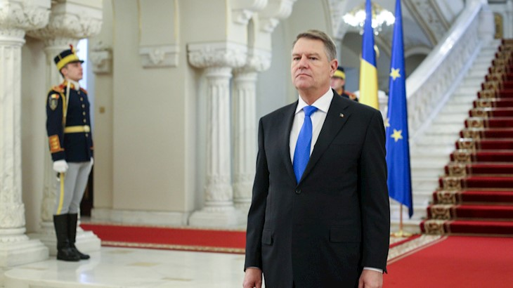 კლაუს იოჰანისი რუმინეთის პრეზიდენტი
