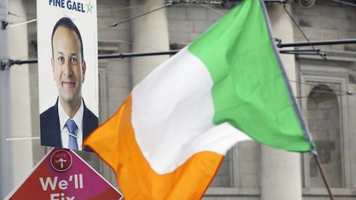 ირლანდია არჩევნები