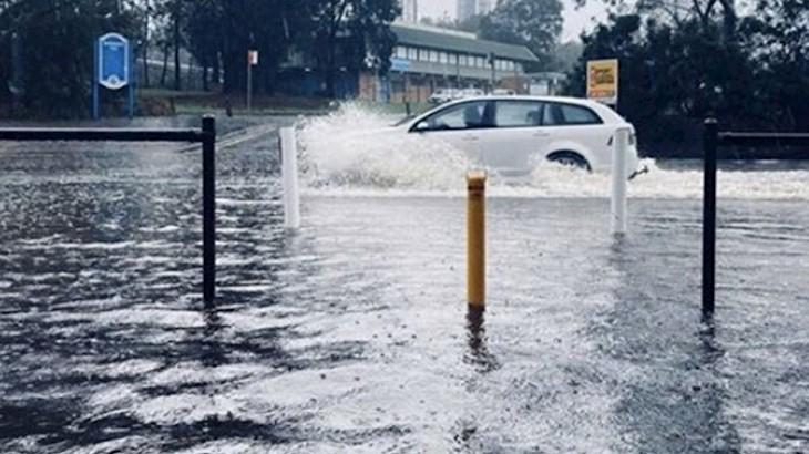ავსტრალია წყალდიდობა