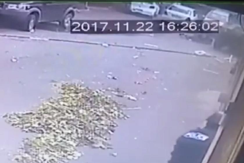 ანტიტერორისტული ოპერაციისას სავარუდო დამნაშავის ლიკვიდაციის ვიდეო გავრცელდა