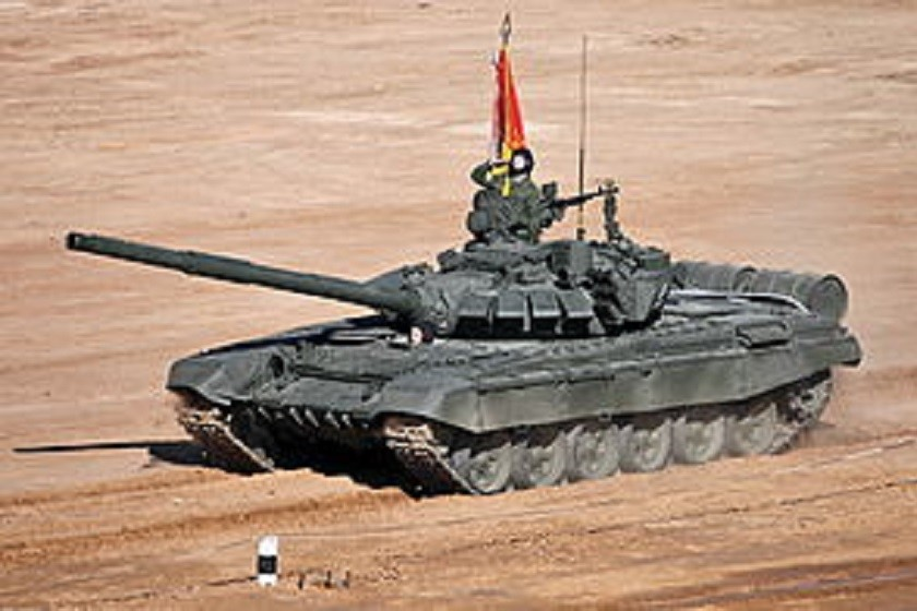 ტანკი Т-72Б3