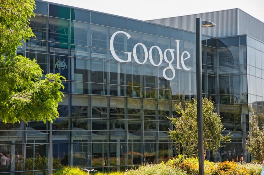 Google-ის ოფისი კალიფორნია აშშ