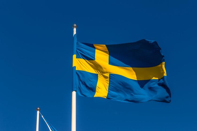 შვედეთის დროშა