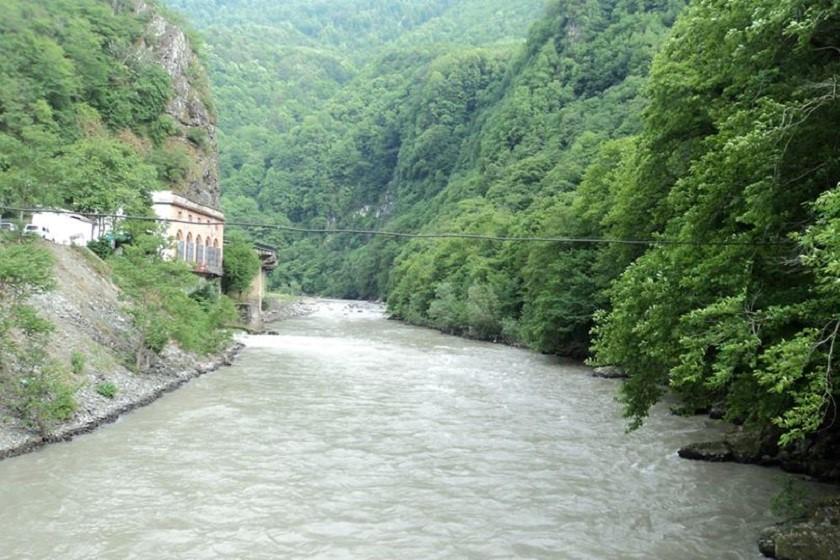 მდინარე ჭოროხი