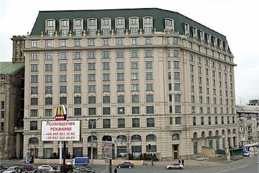 სასტუმრო Fairmont Grand Hotel Kyiv-ი