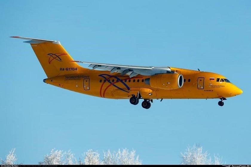 თვითმფრინავი Ан-148