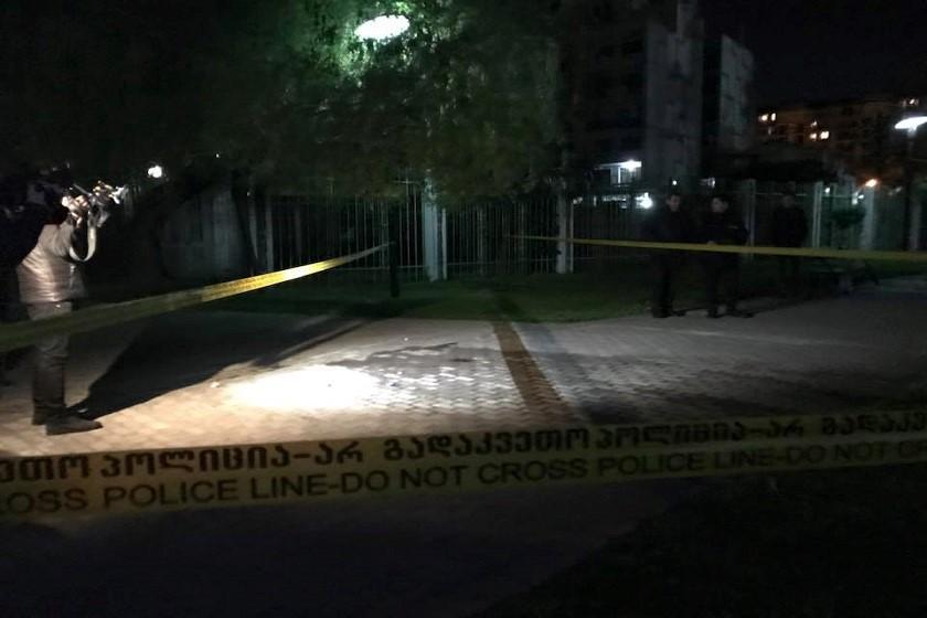 ბათუმში პარკში 50 წლამდე ქალი გარდაიცვალა