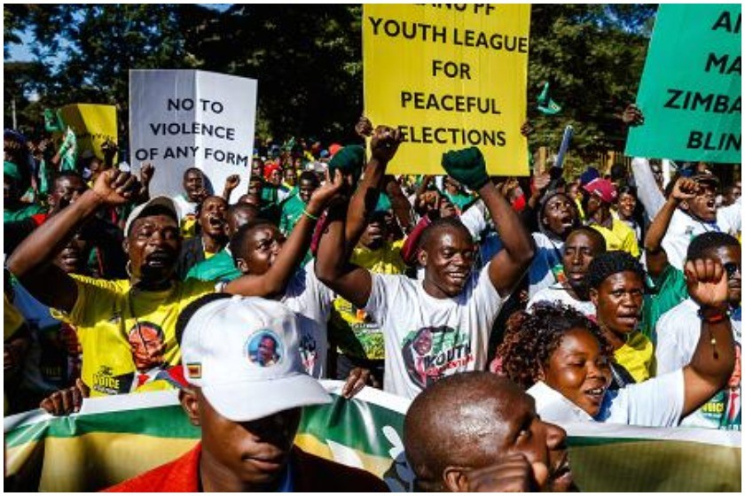 ზიმბაბვეს პრეზიდენტობა 23 ადამიანს სურს