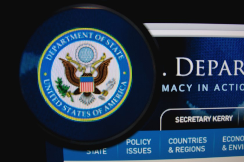 აშშ-ის სახელმწიფო დეპარტამენტს დაზვერვითი საქმიანობა აუთსორსზე გააქვს