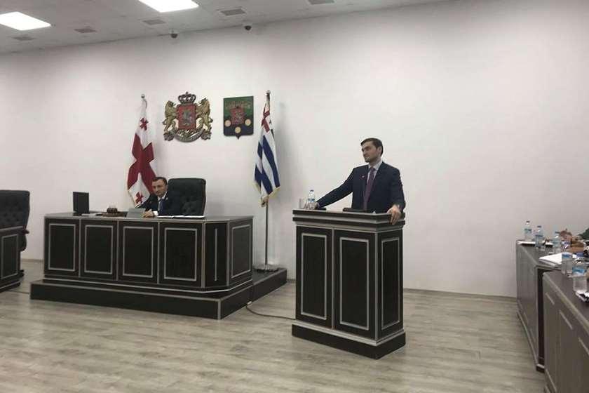 თორნიკე რიჟვაძე: მეჩეთი მხოლოდ ქართული ფულით უნდა აშენდეს