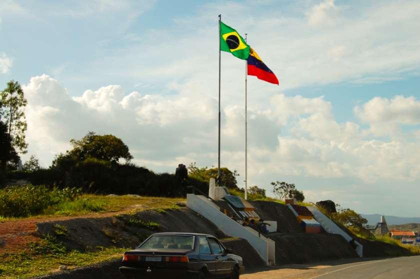 ბრაზილია-ვენესუელის საზღვარი