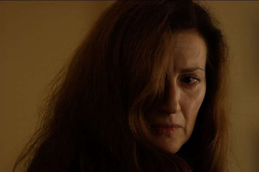 კადრი ფილმიდან საშიში დედა