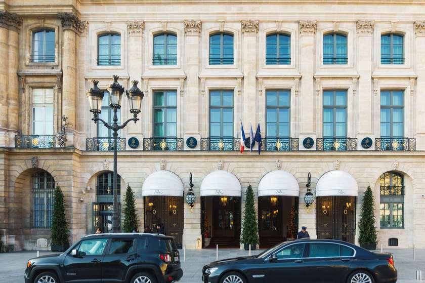 სასტუმრო Ritz-ი