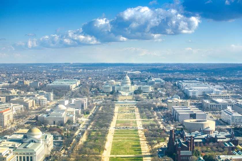 ვაშინგტონი, აშშ-ის დედაქალაქი