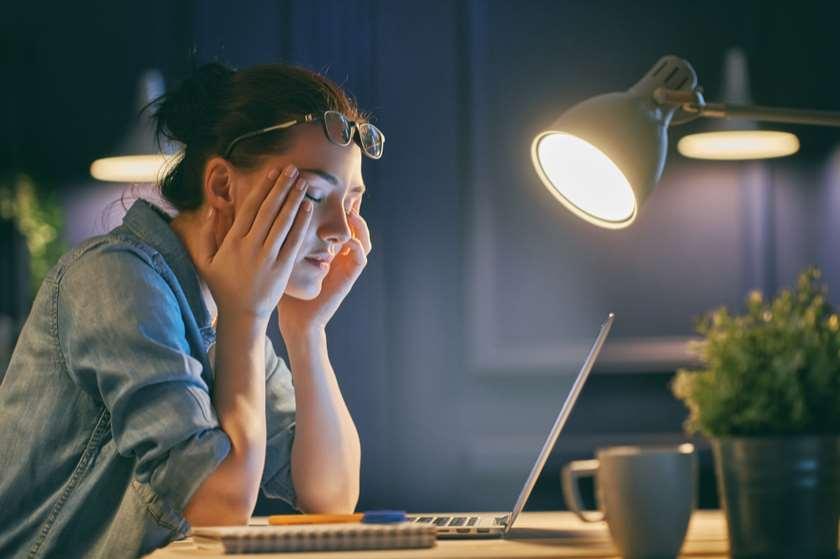 ღამით მუშაობა