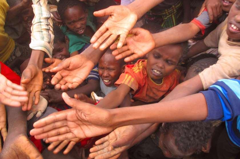 შიმშილობა აფრიკა