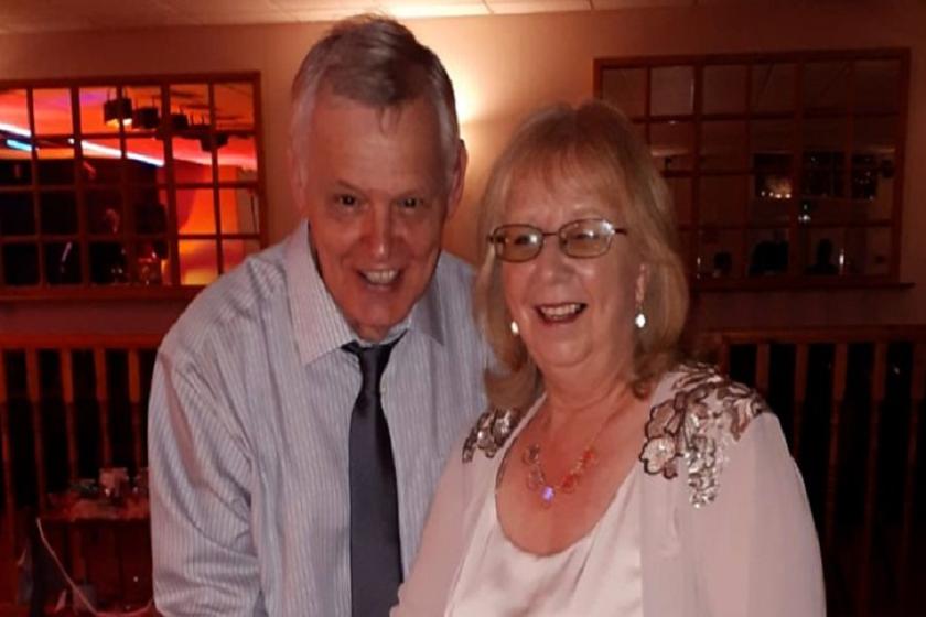 შეყვარებულები 60-წლიანი განშორების შემდეგ დაქორწინდნენ