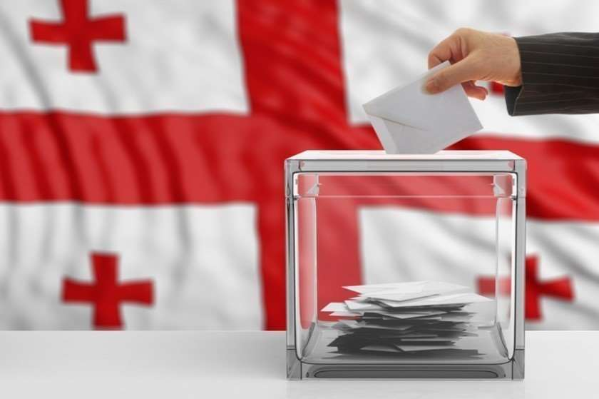 არჩევნების პროცესი
