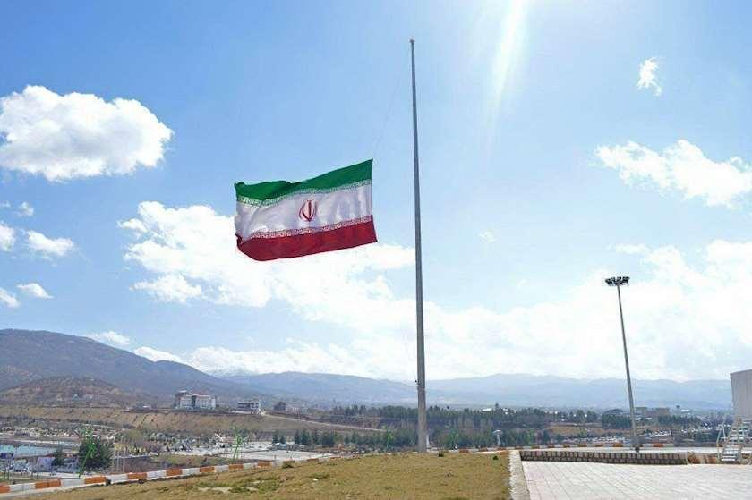 ირანი დროშა
