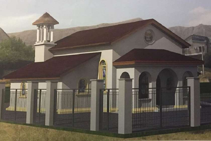 კათოლიკური ეკლესია რუსთავში