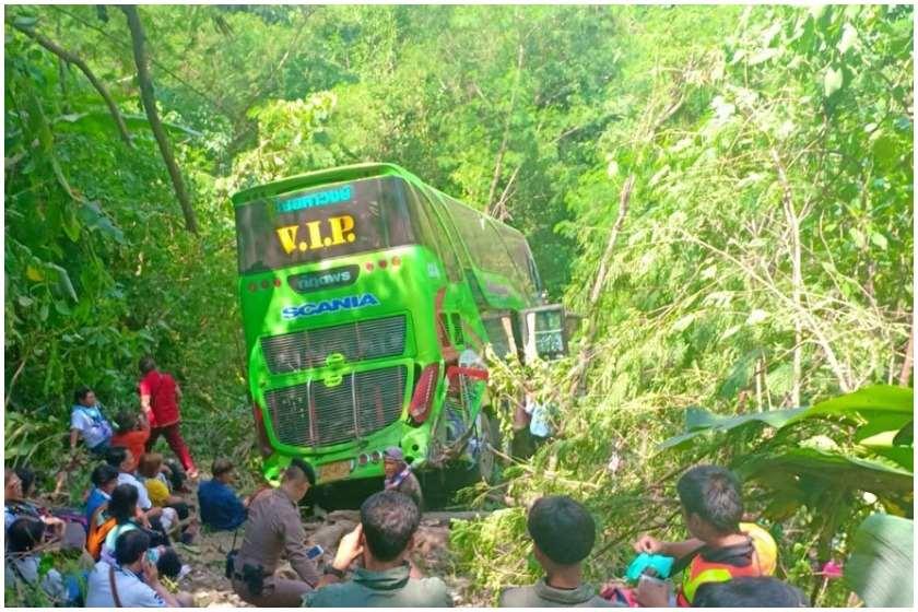ტაილანდი ავარია