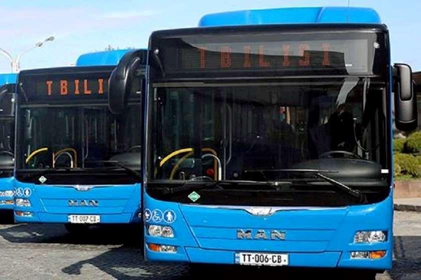 ავტობუსის მძღოლები