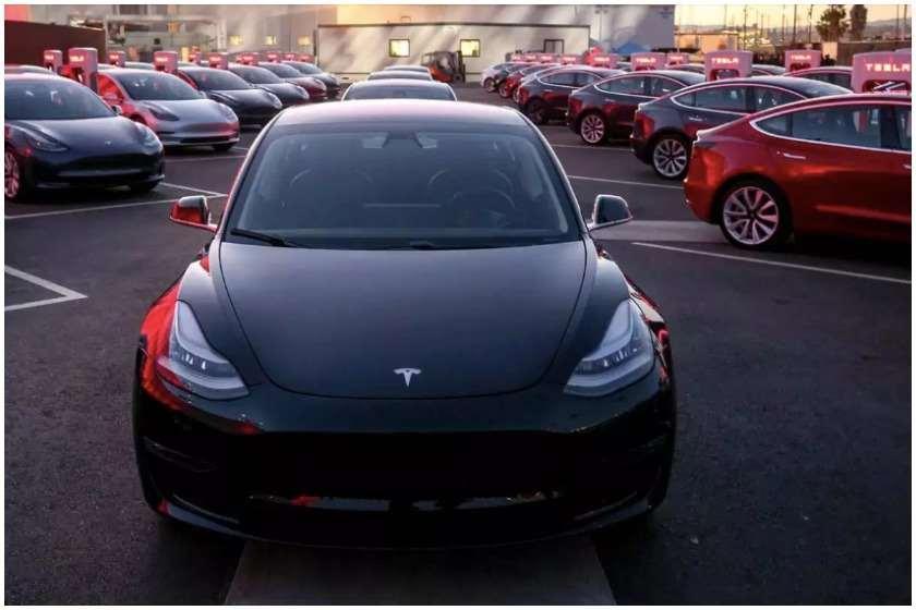 Tesla-ს მანქანები