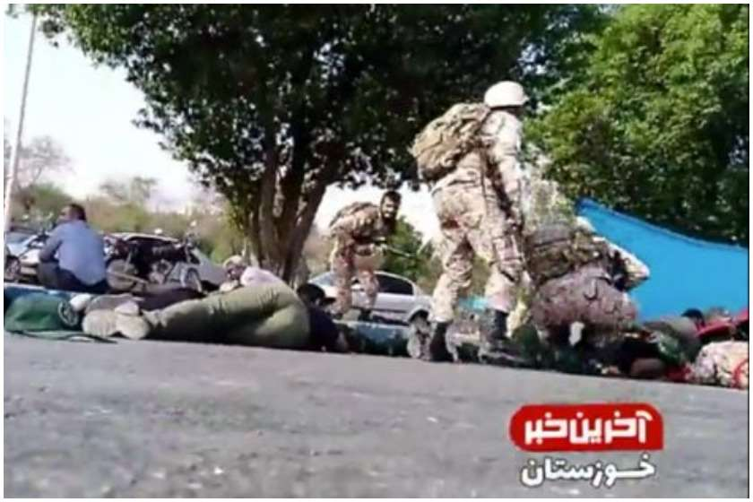 ტერაქტი ირანში