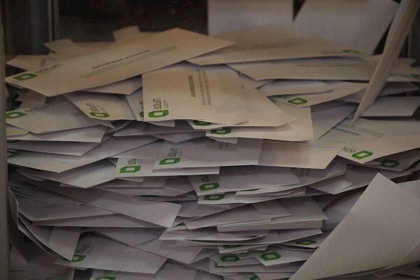 საპრეზიდენტო არჩევნების შედეგები