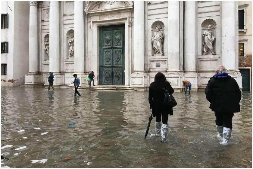იტალია წყალდიდობა