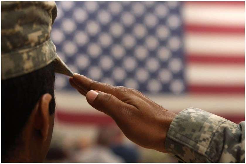 ამერიკელი ჯარისკაცი