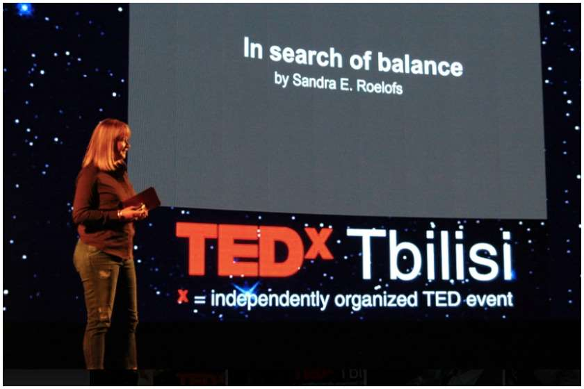 ted x tbilisi