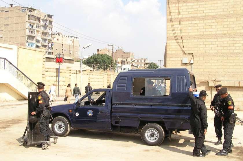 ეგვიპტის პოლიცია