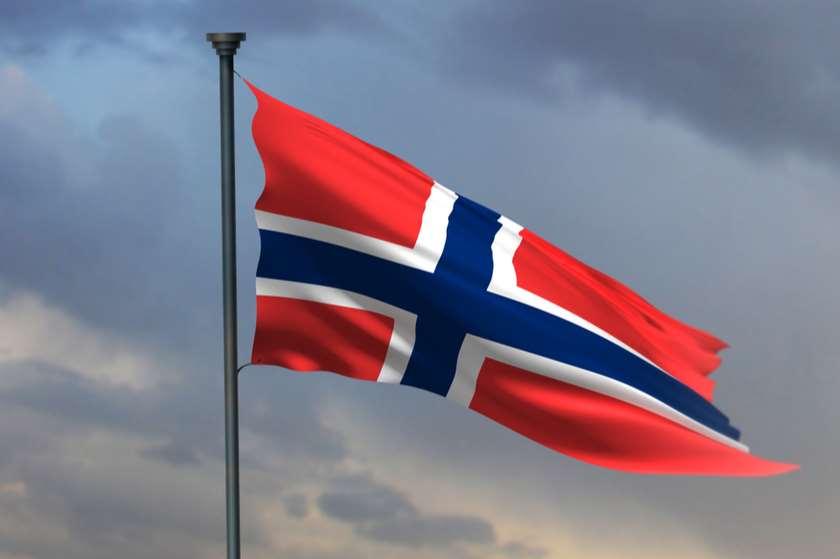ნორვეგიის დროშა