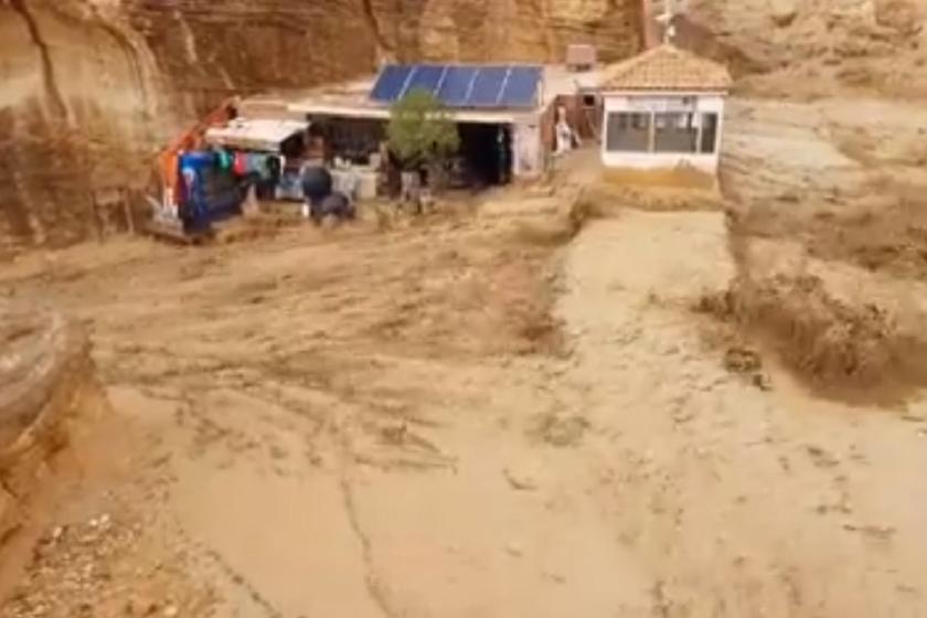 იორდანია წყალდიდობა