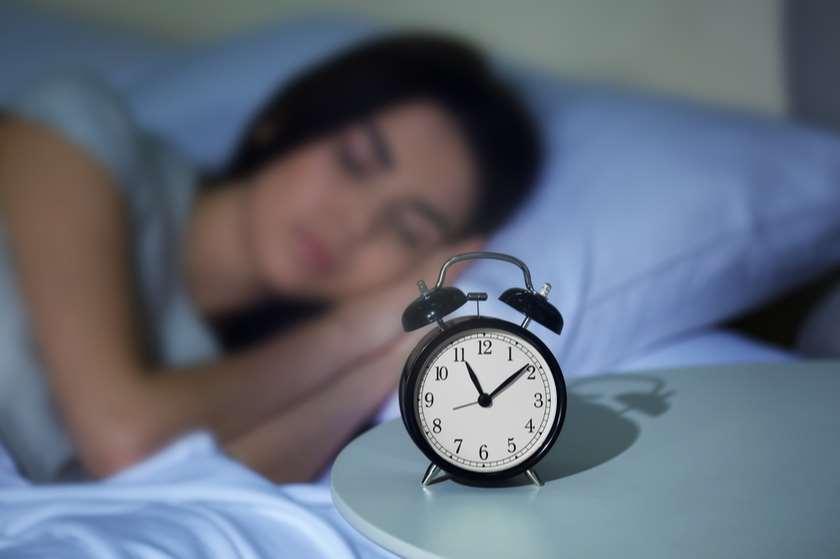 მოზარდის ძილი