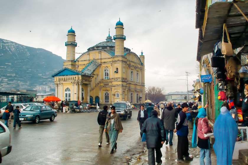 ქაბული, ავღანეთი