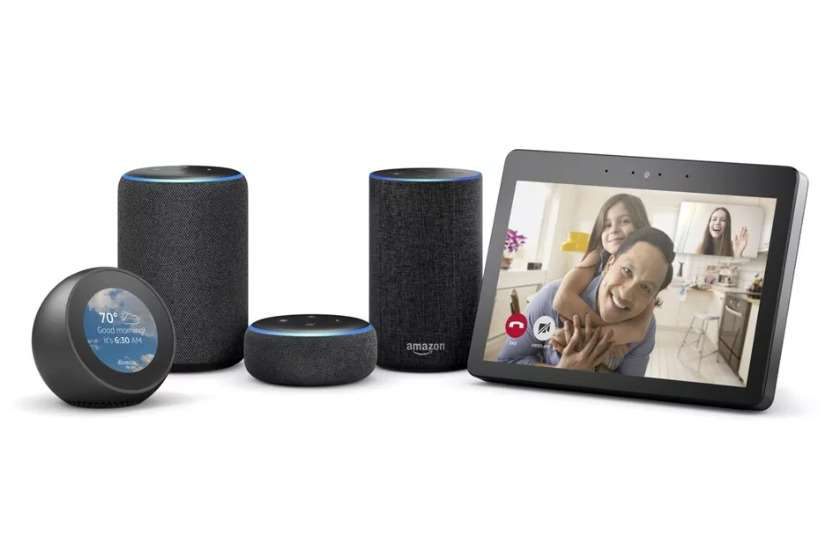 Skype ხმოვან ასისტენტ Alexa-ზე