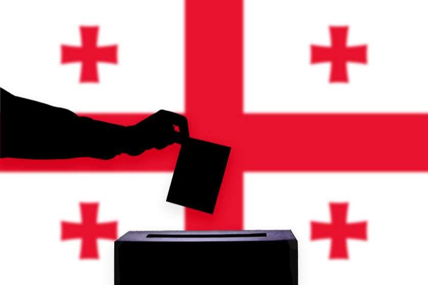 არჩევნები საარჩევნო ურნა