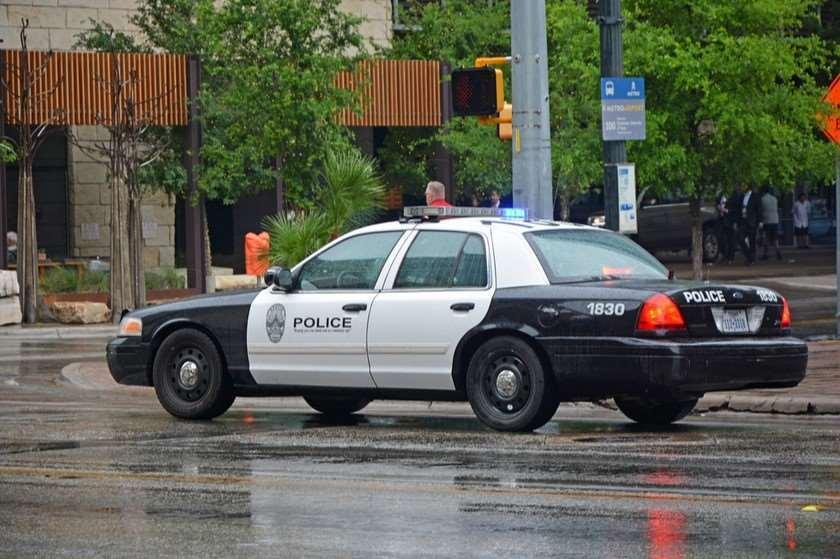 აშშ-ის პოლიცია