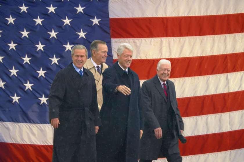 აშშ-ს ყოფილი პრეზიდენტები