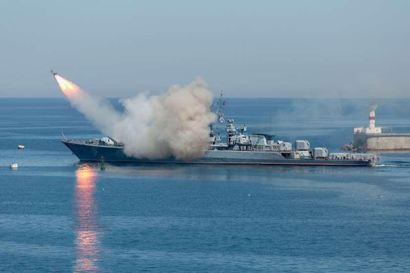 სამხედრო გემი