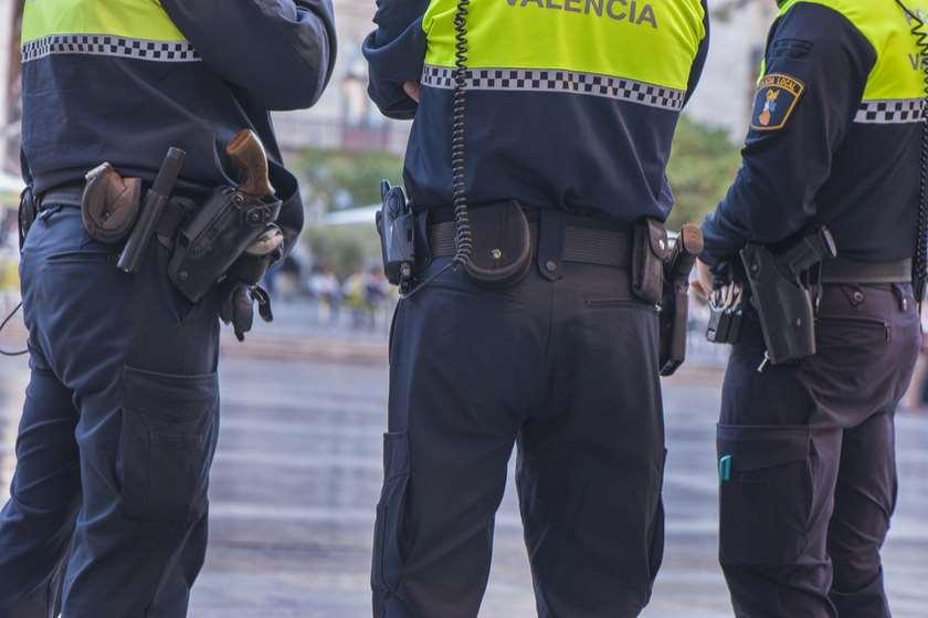 ესპანეთის პოლიცია