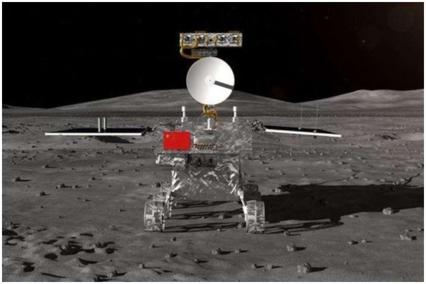 რობოტი მთვარეზე