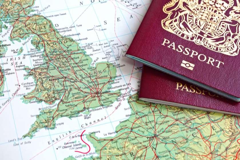 დიდი ბრიტანეთის პასპორტი
