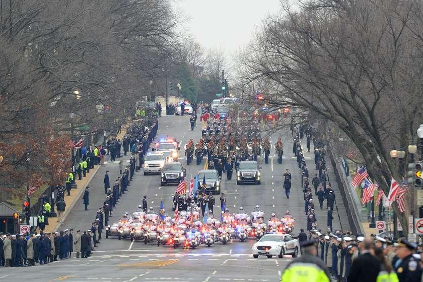პრეზიდენტ დონალდ ტრამპის ინაუგურაცია, აშშ, ვაშინგტონი