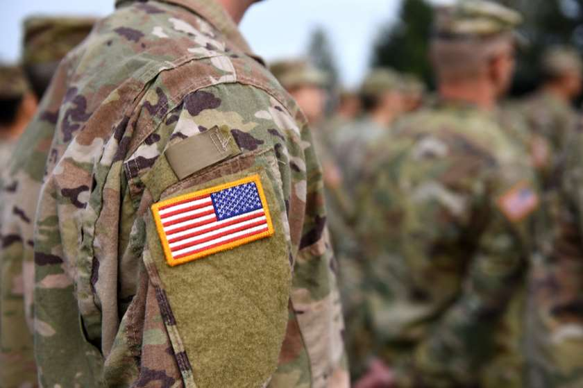 ამერიკელი ჯარისკაცები