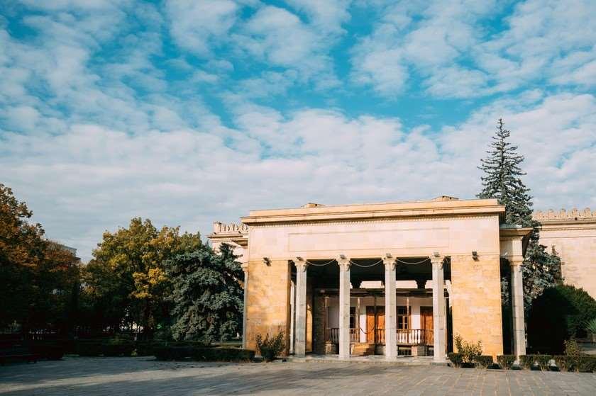 სტალინის მუზეუმი