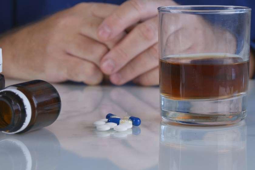 ალკოჰოლი და წამლები
